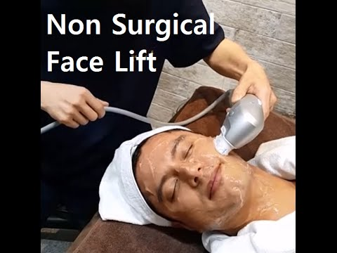 Lifting & Tightening Skin Treatment in Korea | Non Surgical Lift