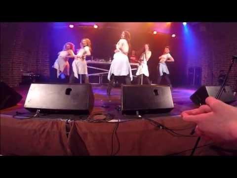   FRESH ATTITUDE   Major Lazer - Jump up! & TropKillaz - Baby Baby   Dancehall Choreography 
