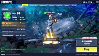 Oblivion Skin - Fortnite Battle Royale - Live w/ Cpo and Tremor2002