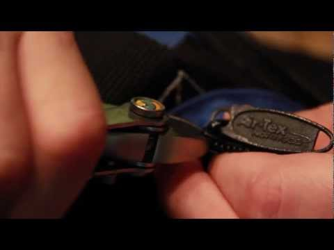 How to Remove a Zipper Slider