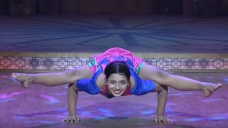 Best of Ugram Ujjwalam 2 | Super Acrobatic dance | Mazhavil Manorama