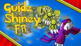 [Pokemon ROSA] COMMENT AVOIR UN SHINY AVEC LE NAVI-DEX- Guide | FR