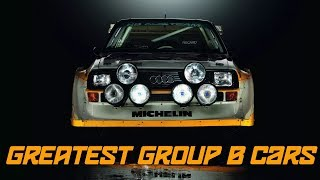 10 Greatest Group B Race Cars Ever