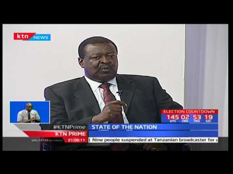 Musalia Mudavadi's take on the President's state of the nation  address