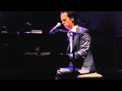 Nick Cave - Avalanche (Leonard Cohen) - Hammersmith Apollo London UK 2015-05-02 HD front row
