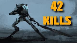 Titanfall 2 - Ronin Titan is BEST TITAN | 42 Kills (PC)