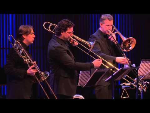 Derek Bourgeois: Bone Aparte - by New Trombone Collective