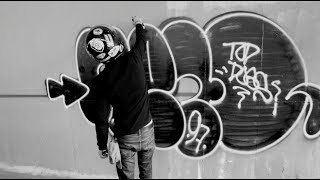 Bombing With Keno. (Graffiti Documentary).