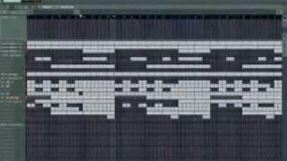 New Crunk beat made on Fl8
