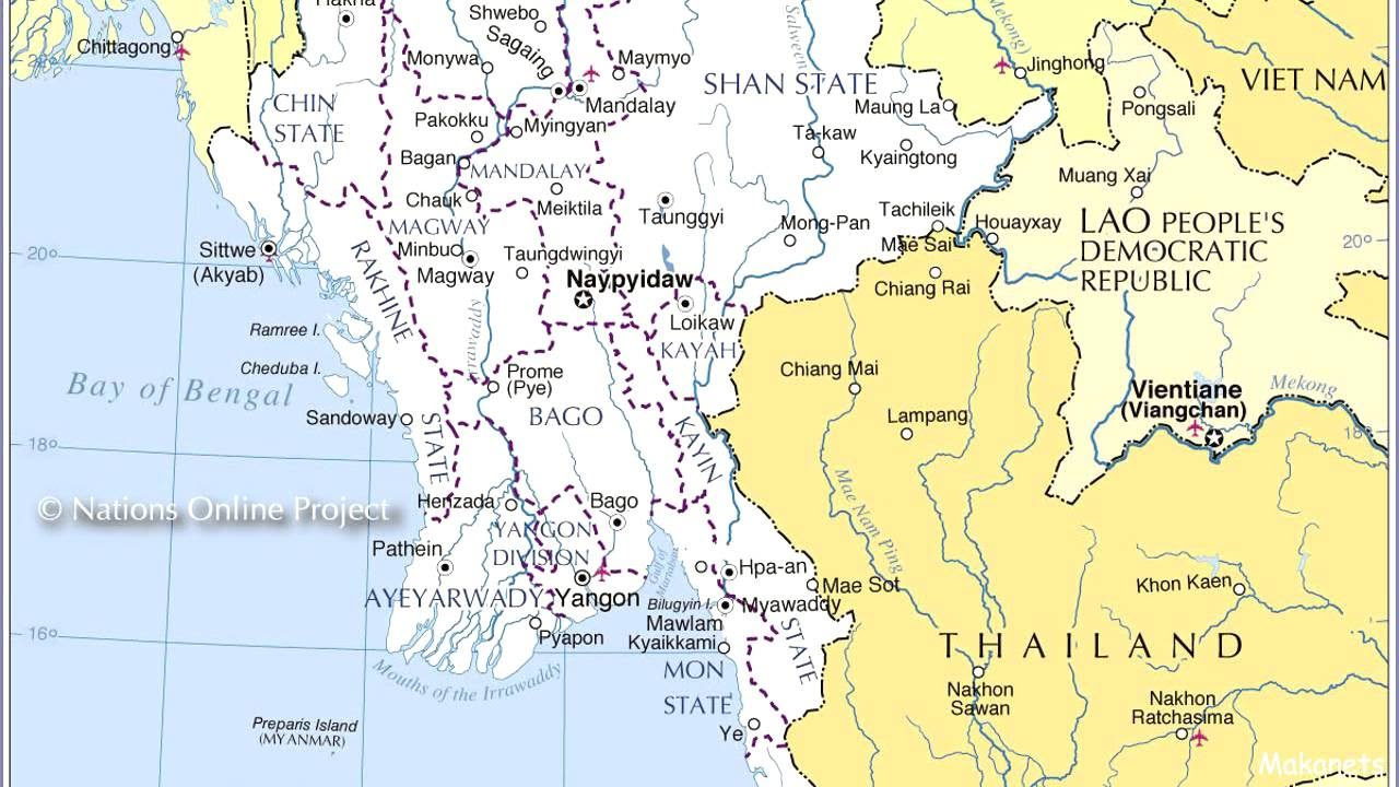 How Myanmar is being affected by climate change Bonnie Lei