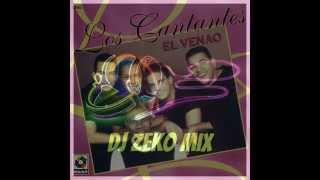 Los Cantantes Megamix - Dj ZeKo Mix