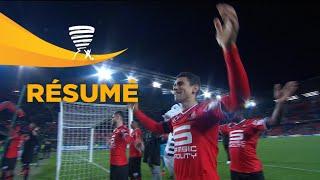 Stade Rennais FC - Olympique de Marseille (2-2 4 tab à 3)(1/8 de finale)-Résumé-(SRFC - OM)/2017-18