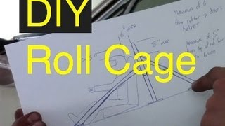 Roll Cage Fabrication | 66 Mustang (Part 1)