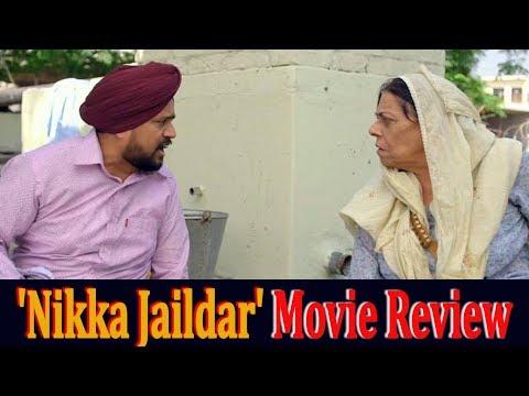 Punjabi Movie ' Nikka Zaildar ' Public Review On Hamdard TV