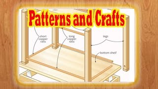 Woodworking 16,000 Plans Patterns And Crafts