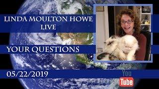 Linda Moulton Howe Live  – 05/22/2019