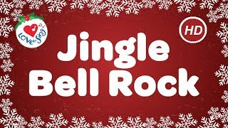Jingle Bell Rock Christmas Song with
