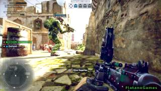Medal of Honor: Warfighter - Hotspots Commentary Part 5 - Multiplayer Defend - Frostbite 2 - HD