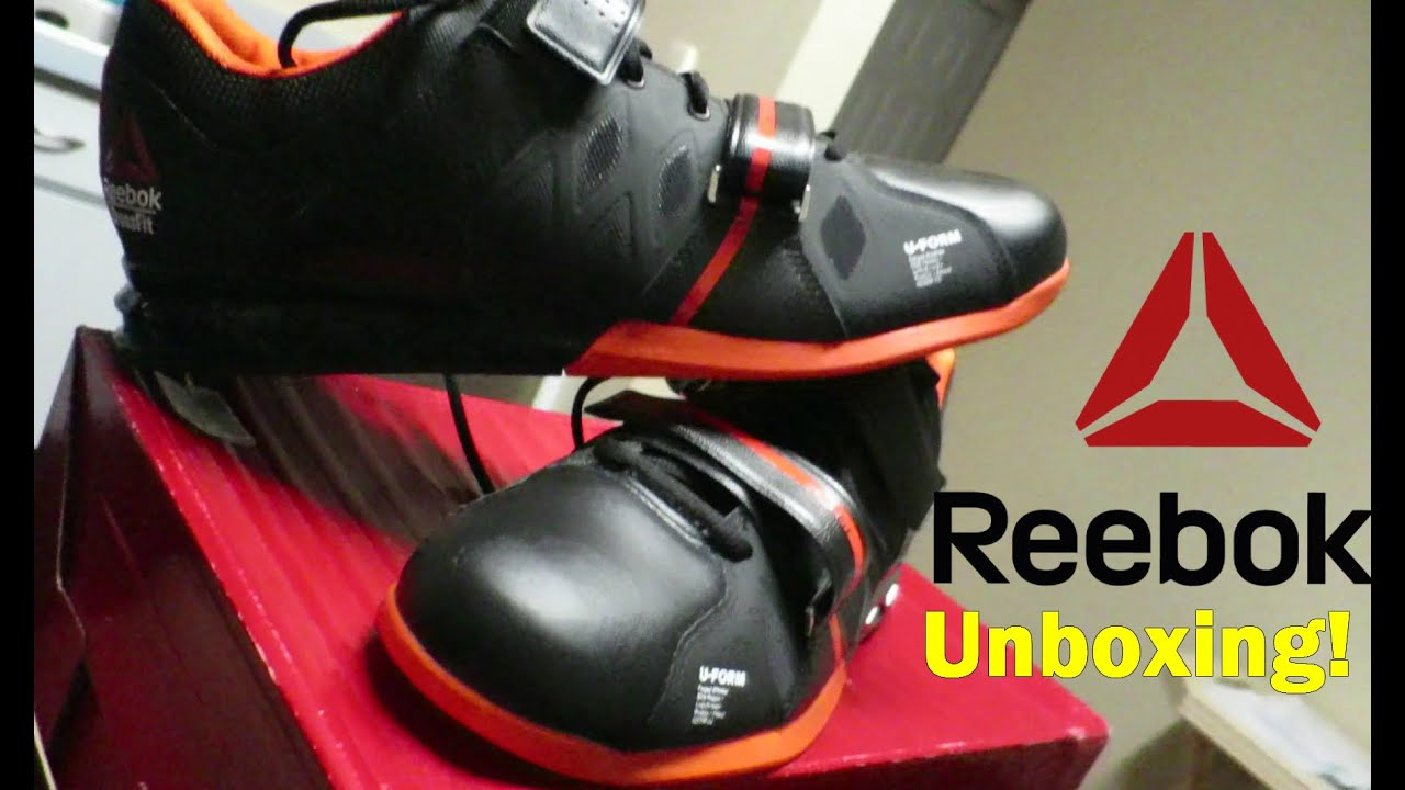 Reebok Lifters Plus 2.0 Unboxing -- Leg Day - YouTube 6340343df