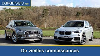 Comparatif - BMW X1 vs Audi Q3 : vieilles connaissances