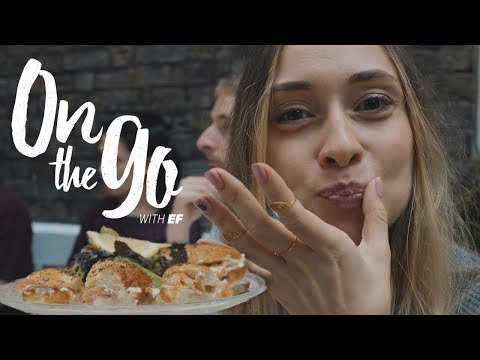 Maria Takes A Food Tour Of Dublin – On The Go With EF #51