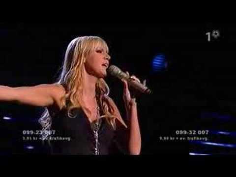 Клип Sanna Nielsen - Empty Room