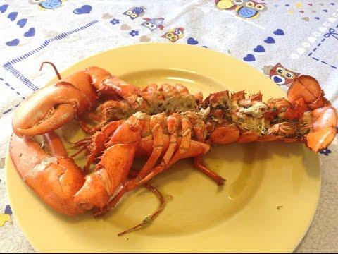 Gamberoni gratinati tutorial ricetta doovi for Cucinare astice