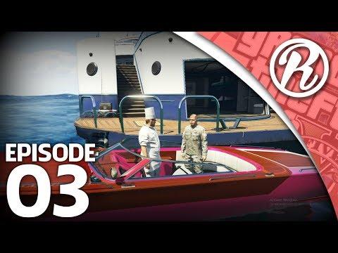 [GTA5] ROY ZOEKT BAAN OP DE BOOT VAN FREDERIK!! - Royalistiq | Roy Zoekt Baan #3