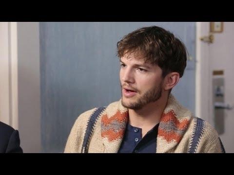 """I Drastically Admire Steve"": Ashton Kutcher Talks About The Genius Of Steve Jobs"