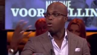 Jandino Asporaat over de zwarte pieten discussie | #1