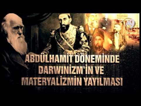 Darwinizm ve Materyalizm Abdülhamit Döneminde Tüm Osmanlı