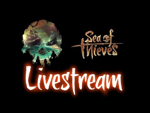 SEA OF THIEVES // LIVESTREAM - Beach combing and chatting!