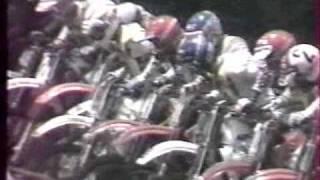 Supercross de Paris Bercy 1984