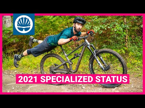 Affordable, Durable And Buckets Of Fun | 2021 Specialized Status Reincarnated!