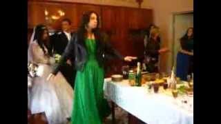 Армяно-абхазская свадьба. Гагра-Бзыбь
