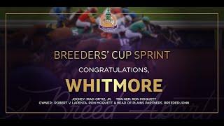 Vidéo de la course PMU BREEDERS' CUP SPRINT