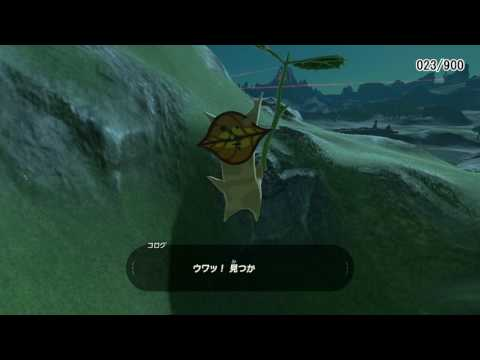 Zelda Breath of the Wild All 900 Korok Seed locations