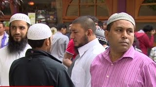 Fighting extremism on London's streets
