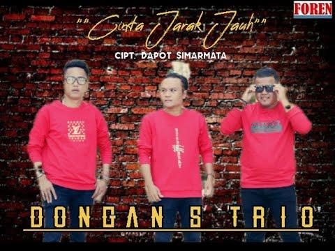 Cinta jarak jauh Dongans trio