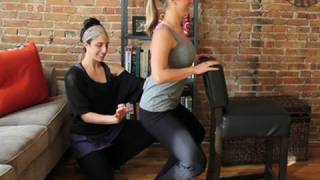 Inner Thigh Barre Workout