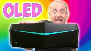 PIMAX 5K XR OLED VR headset - First Honest Impressions... in depth!