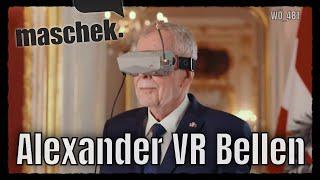 Maschek – Alexander VR Bellen