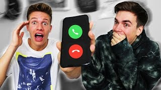 EXTREME TELEFON CHALLENGE 📞😂 (mit Max)