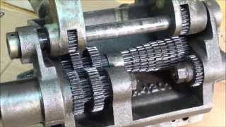 MACHINE SHOP TIPS #130 Repairing a Logan Lathe Gear Box PART 1 tubalcain