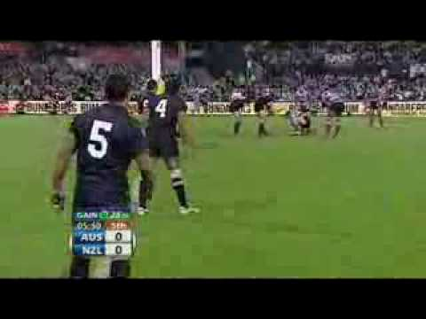 The greatest rugby try ever