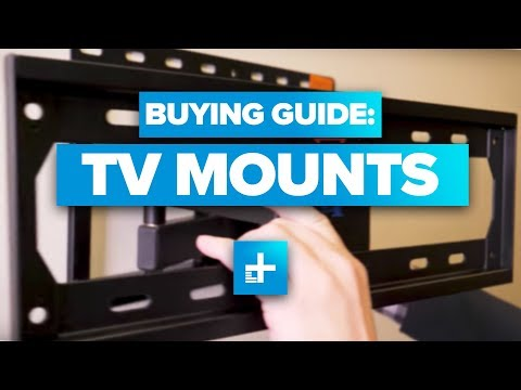 Home Theater Buying Guide: TV Mounts