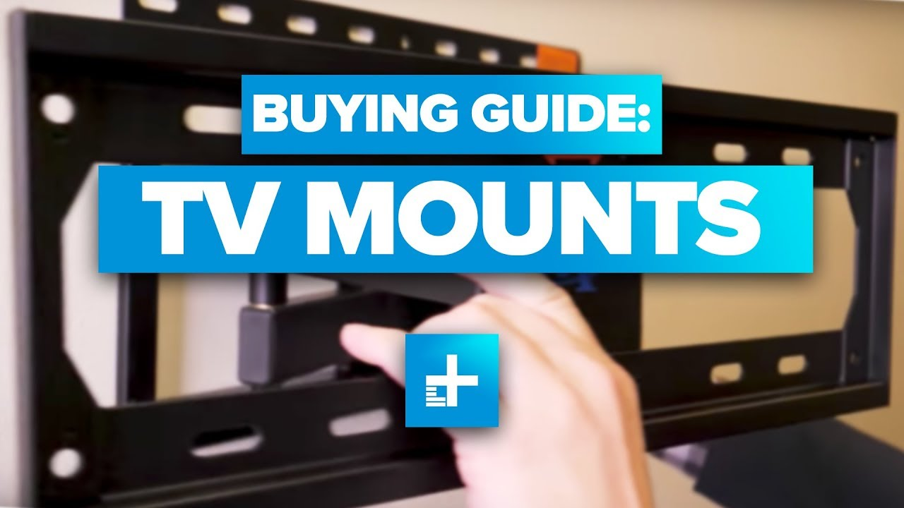 Home Theater Buying Guide: TV Mounts - YouTube