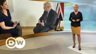 Борис Джонсон о Путине и эксклюзивные кадры из Солсбери – DW Новости (20.03.2018)
