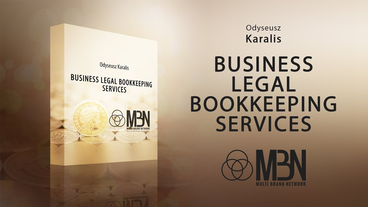 Business Legal Bookkeeping Services Promo Produkt MBN