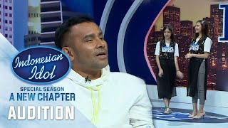 Kembar?? Kontestan Ini Sempat Membuat Para Juri Kebingungan - Audition 3- Indonesian Idol 2021